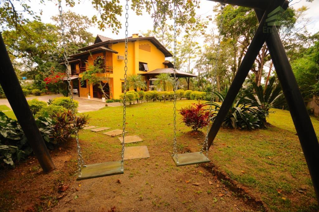 Sobrado residencial à venda, Tifa Martins, Jaraguá do Sul.