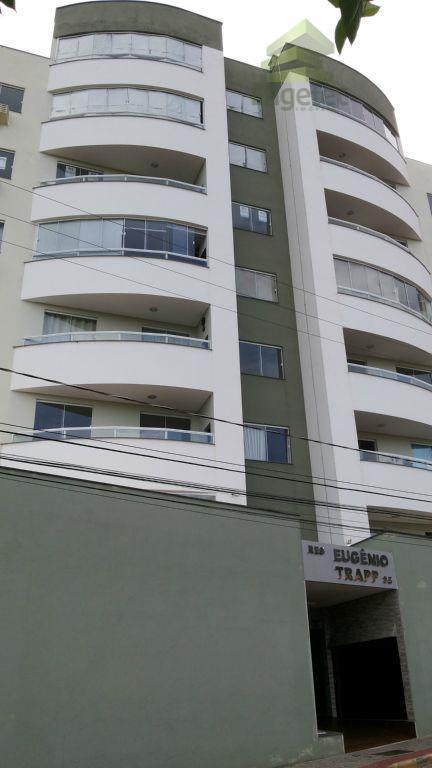 Apartamento residencial à venda, Ilha da Figueira, Jaraguá do Sul.