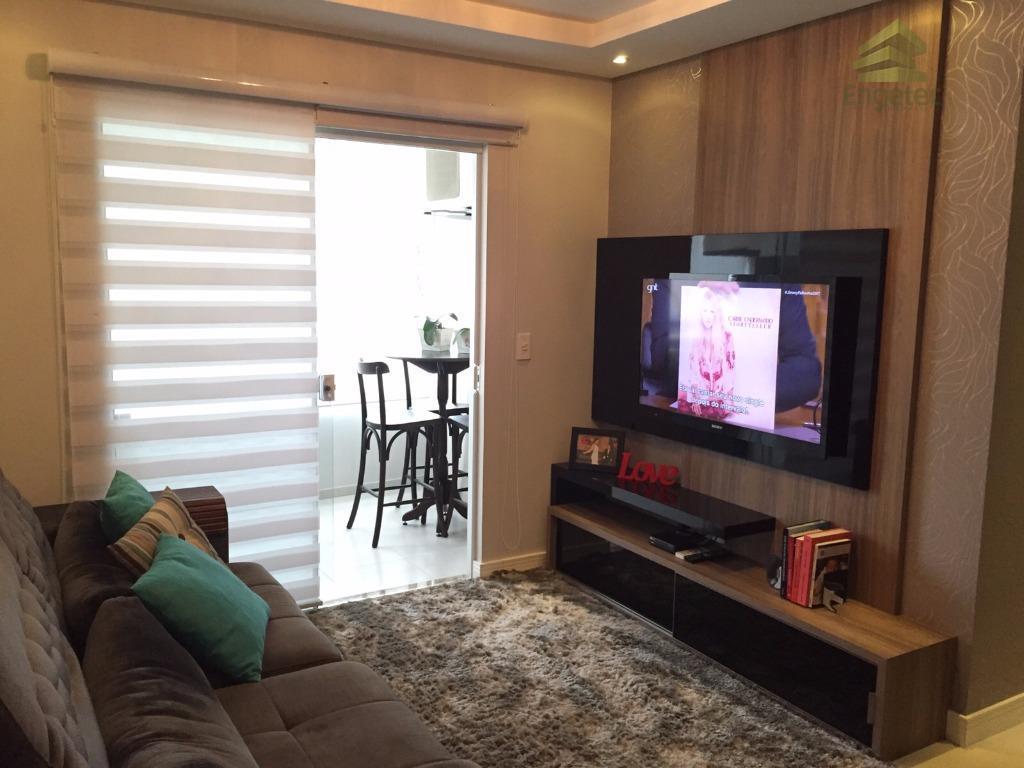 Apartamento residencial à venda, Chico de Paulo, Jaraguá do Sul.