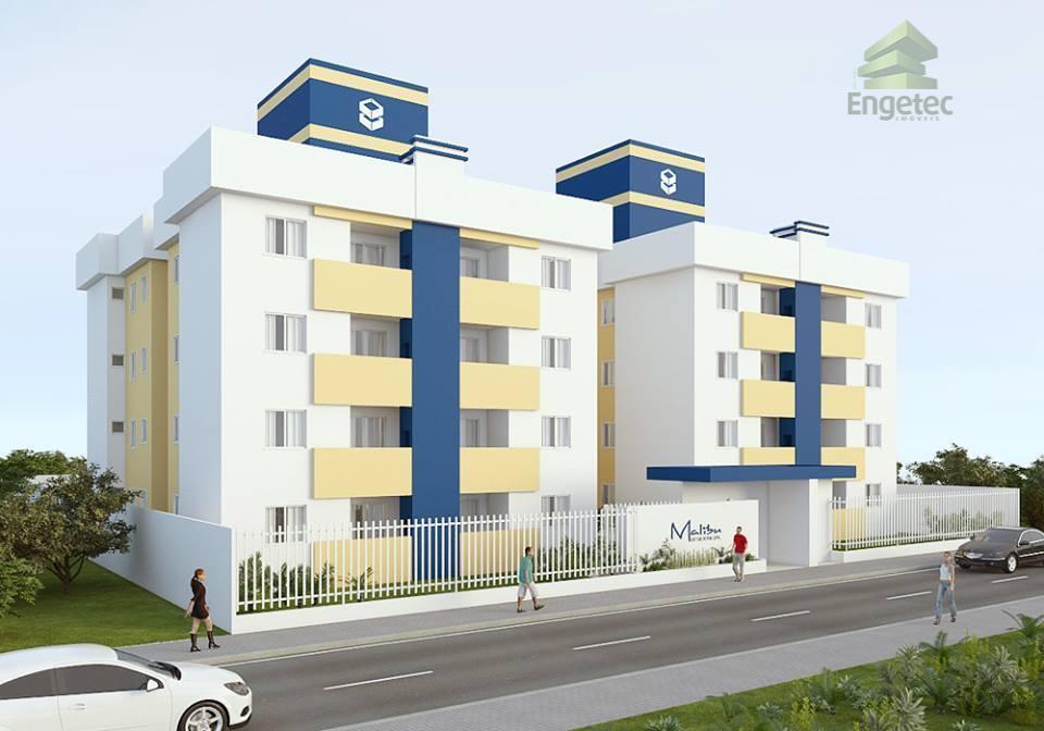 Apartamento residencial à venda, Ilha da Figueira, Guaramirim.