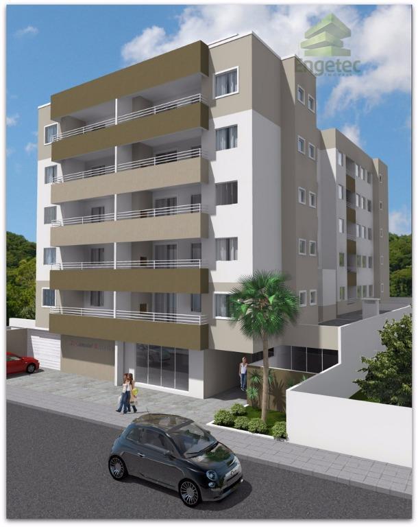 Apartamento residencial à venda, Vila Lalau, Jaraguá do Sul.