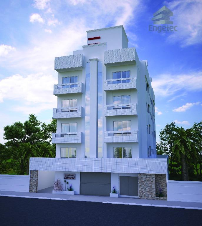 Apartamento residencial à venda, Vila Lenzi, Jaraguá do Sul.