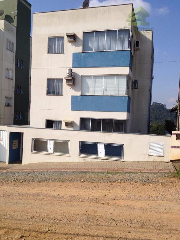 Apartamento residencial à venda, Jaraguá Noventa e Nove, Jaraguá do Sul.