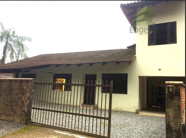 Casa residencial à venda, Vieiras, Jaraguá do Sul.