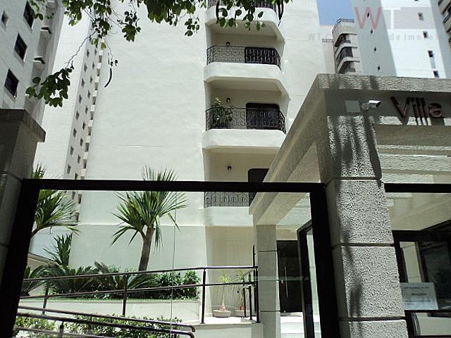 Cobertura residencial para venda e locação, Moema, São Paulo - CO0024.