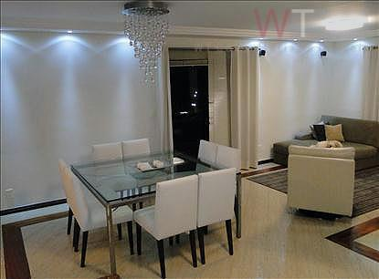 Apartamento a venda Vila Mariana-Chácara Klabin 138m2