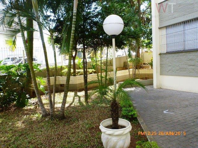 Apartamento residencial à venda, Vila Mascote, São Paulo.