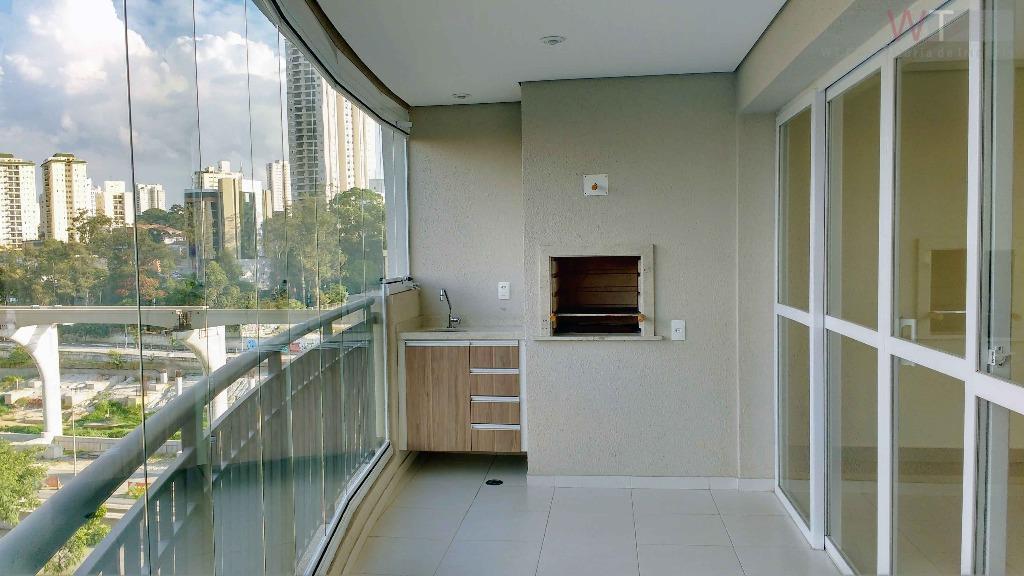 Apartamento residencial para venda e locação, Campo Belo/Jardim Aeroporto, São Paulo - AP1311.