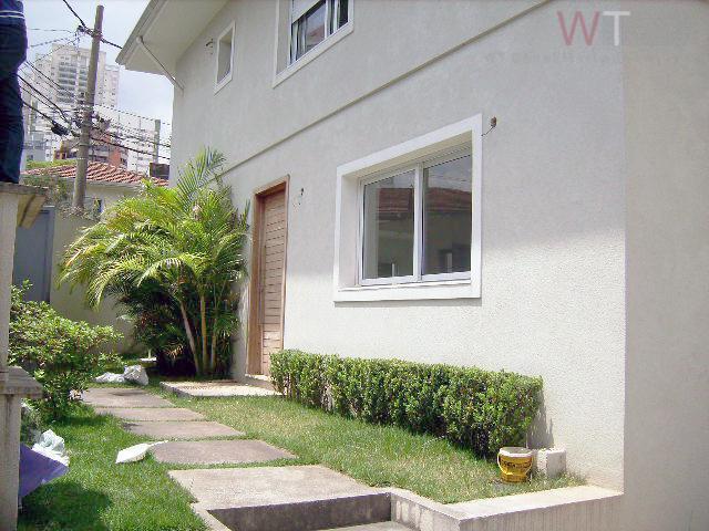 Casa  residencial para venda e locação, Brooklin, São Paulo.