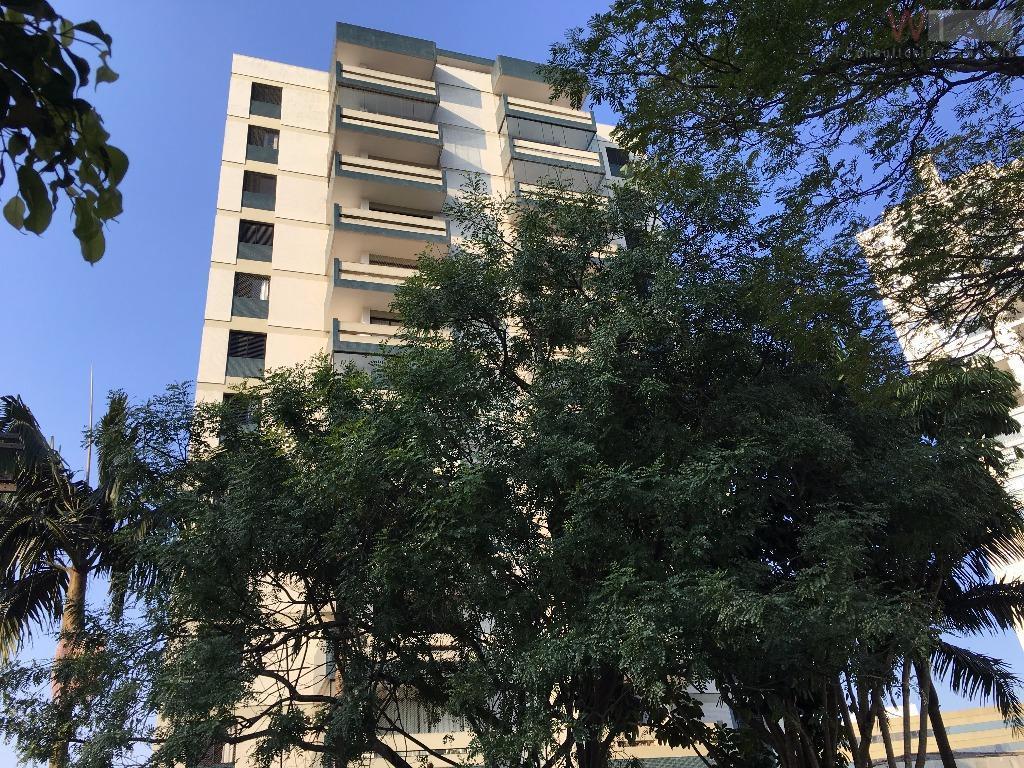 Apartamento residencial para locação, Vila Mascote, São Paulo - AP1429.