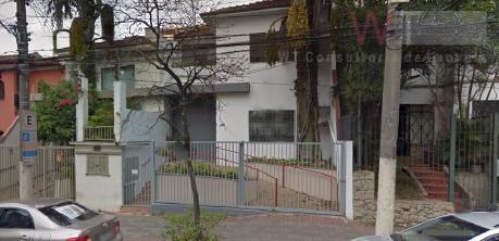 Casa comercial para locação, Vila Clementino, São Paulo.