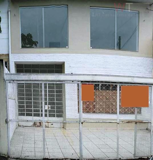 Casa comercial para locação, Moema, São Paulo.