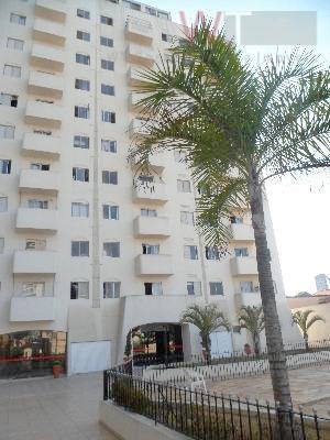Apartamento residencial à venda, Chácara Santo Antônio (Zona Sul), Com Renda, São Paulo.