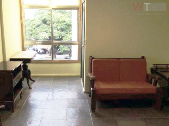Apartamento residencial para venda e locação, Moema Índios, São Paulo - AP0840.