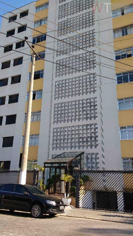 Apartamento residencial para locação, Moema, São Paulo - AP1616.