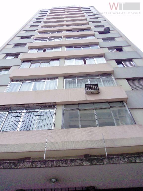 Apartamento residencial para locação, Centro, São Paulo.
