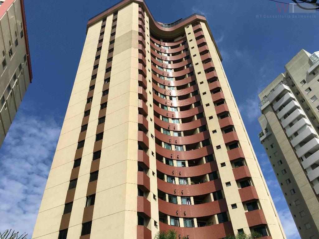 Apartamento residencial à venda, Vila Mariana, São Paulo.