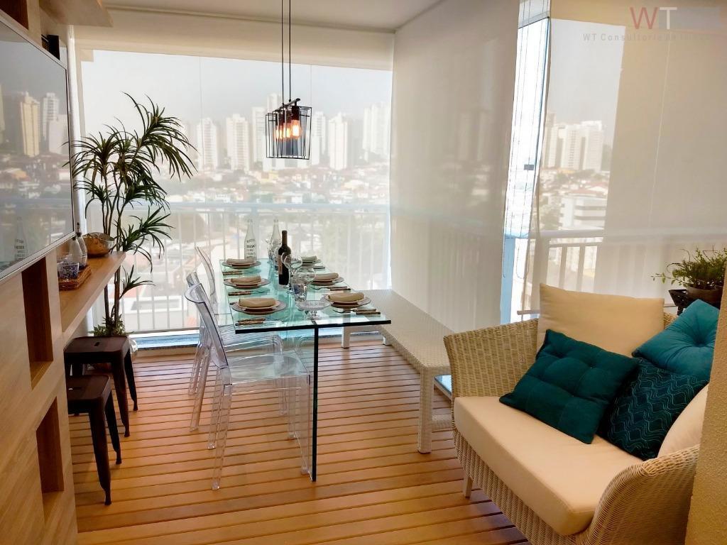 Apartamento residencial à venda, Vila Mariana/Saude, São Paulo.