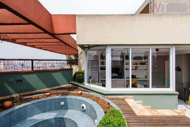 Cobertura Residencial à venda, Vila Mariana, São Paulo - CO0014.