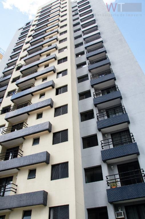 Apartamento residencial para locação, Saúde, São Paulo.