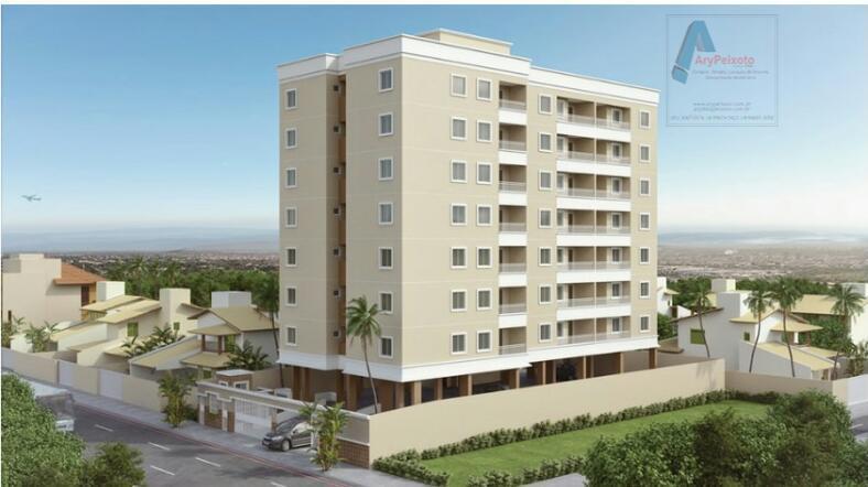 Apartamento para Venda Novo no Bairro de Fátima.