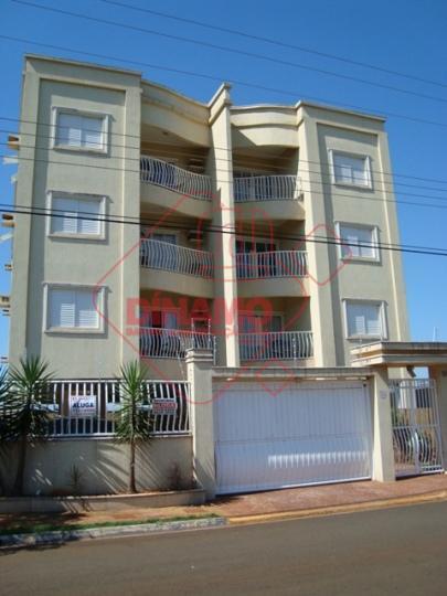 Apartamento residencial para locação, Nova Aliança, Ribeirão Preto - AP0080.