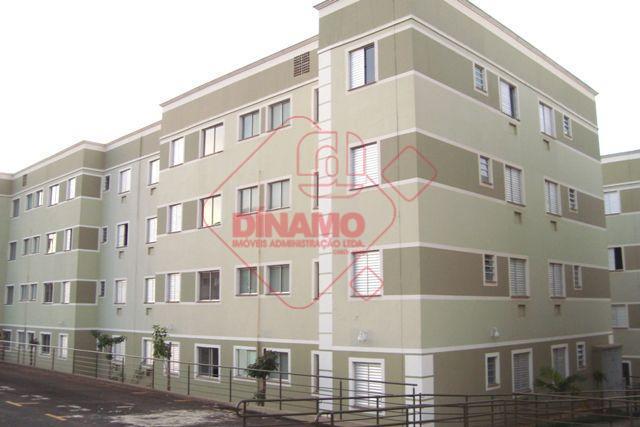 Apartamento residencial para locação, Lagoinha, Ribeirão Preto - AP0113.