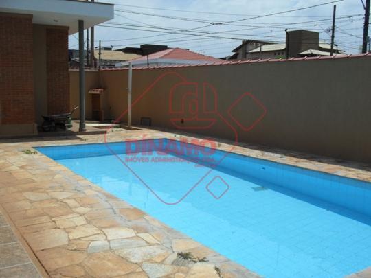 Casa venda e locação, Vila Monte Alegre, Ribeirão Preto