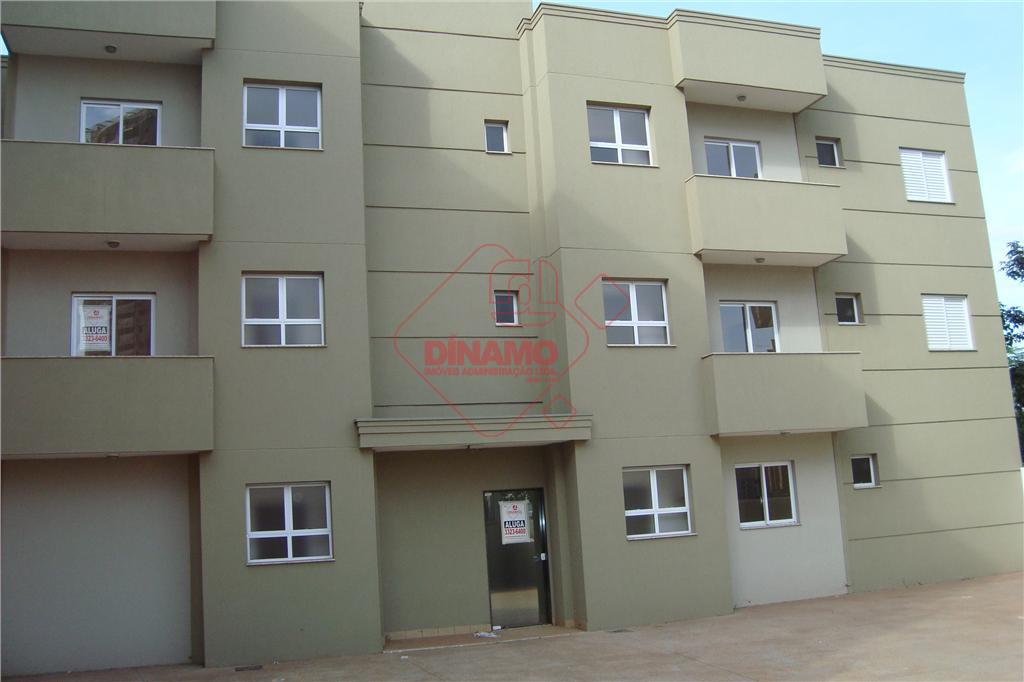 Apartamento residencial para locação, Nova Aliança, Ribeirão Preto - AP0164.