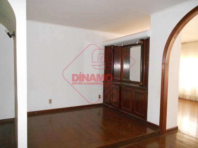 Apartamento residencial para locação, Higienópolis, Ribeirão Preto - AP0587.