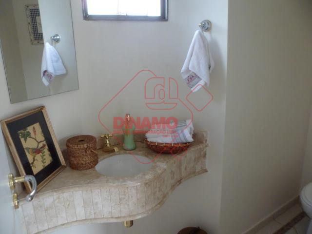 4 suítes (armários / sendo 1 master), 2 salas (c/ home teacher integrada), lavabo, cozinha planejada,...