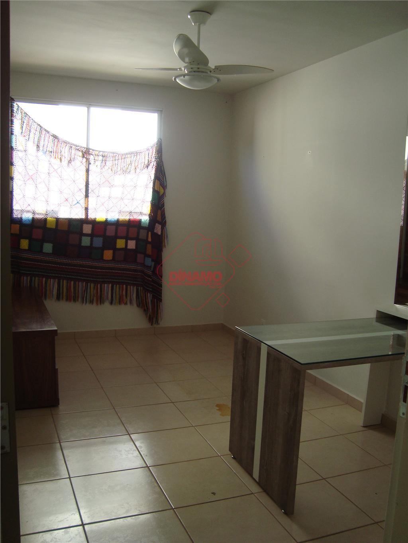 Apartamento residencial para locação, Lagoinha, Ribeirão Preto - AP0967.