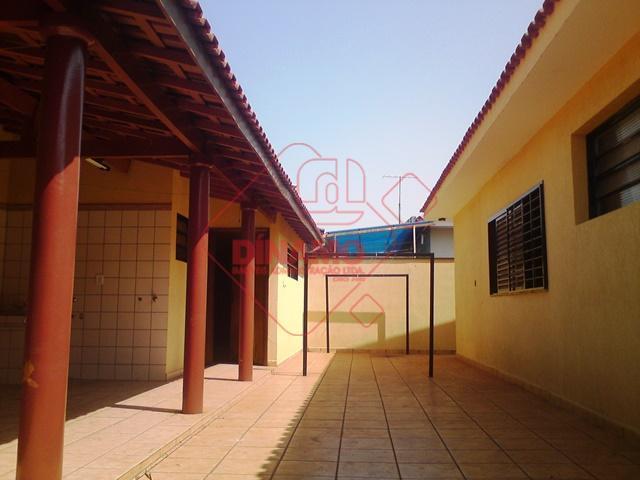 Casa residencial para locação, Vila Tibério, Ribeirão Preto - CA0504.