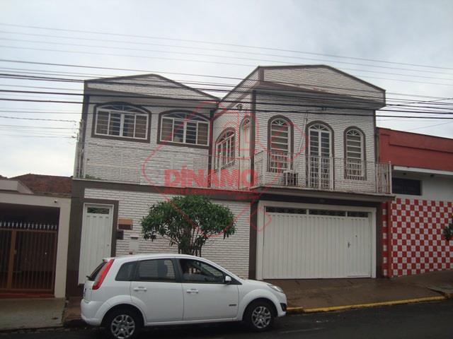 Sobrado à venda, Campos Elíseos, Ribeirão Preto.