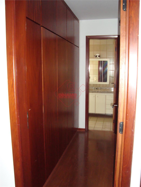 4 dormitórios (2 suítes) armários, sala 2 ambientes, lavabo(piso granito), wc social (gabinete/blindex), cozinha (armários), dep....