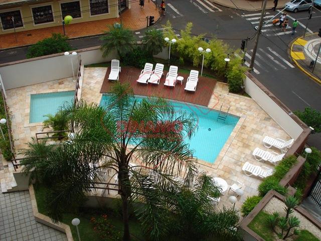 Apartamento à venda, Higienópolis, Ribeirão Preto - AP0973.