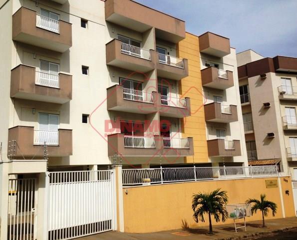 Apartamento residencial para locação, Jardim Botânico, Ribeirão Preto - AP1357.