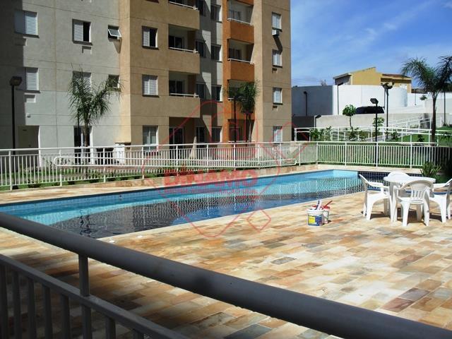 Apartamento com 2 dormitórios para alugar, 47 m² por R$ 600/mês - Campos Elíseos - Ribeirão Preto/SP
