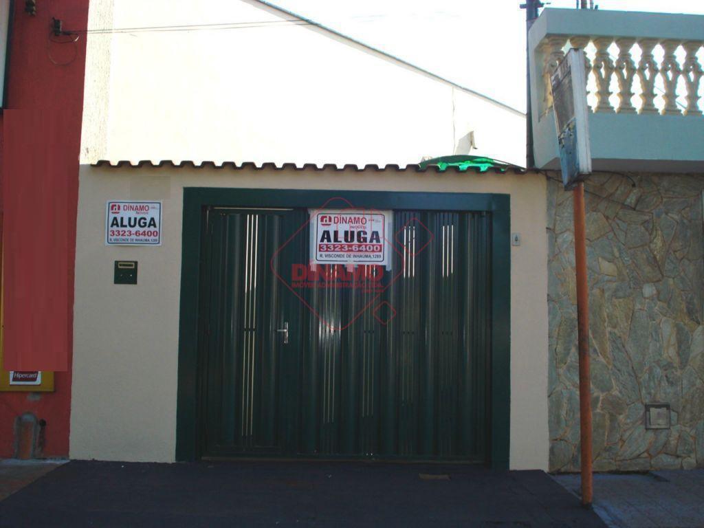 Casa + salão venda e locação, Jardim América.