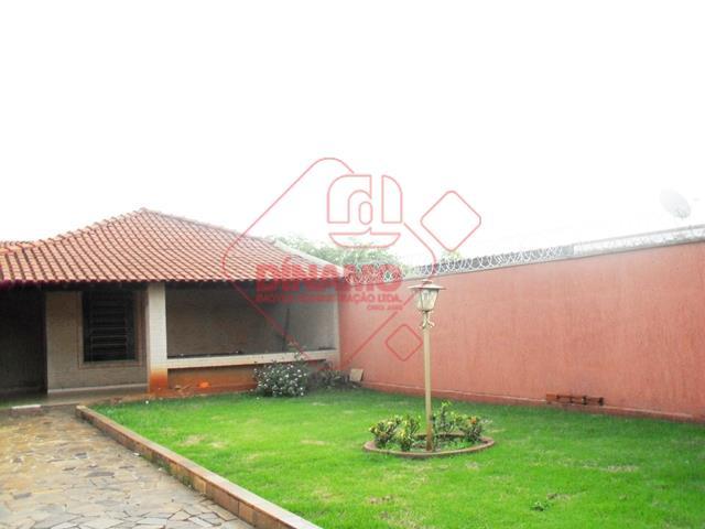 Casa com 2 dormitórios para alugar, 140 m² - Ipiranga - Ribeirão Preto/SP