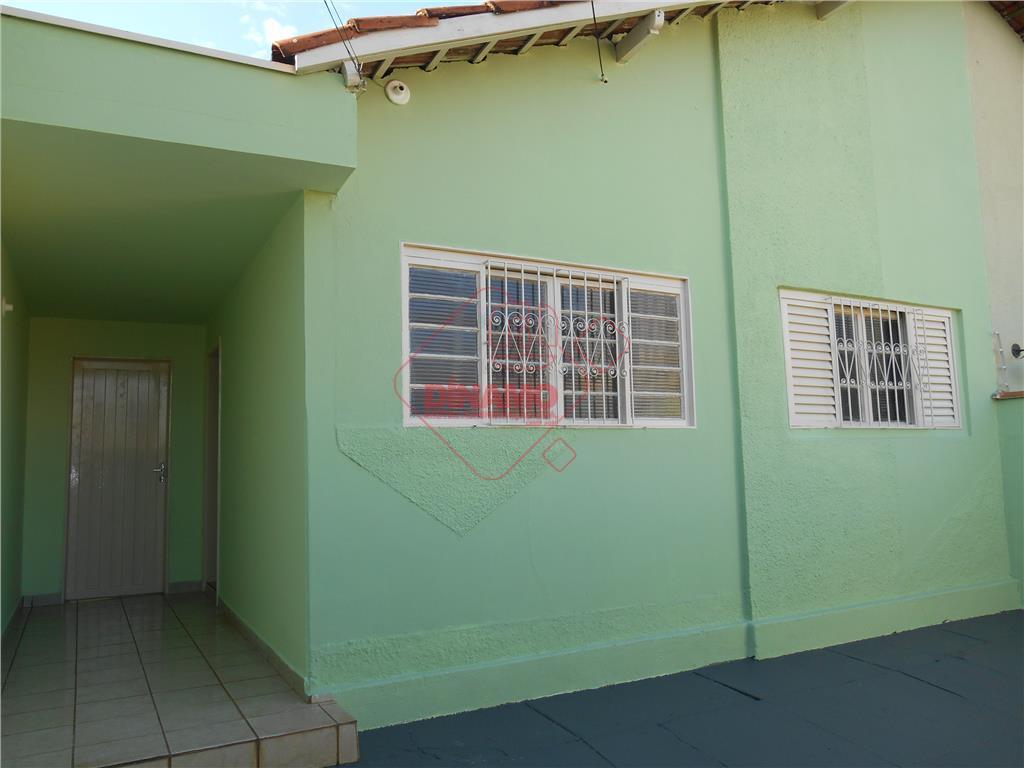 Casa com 3 dormitórios para alugar, 91 m² por R$ 900/mês - Iguatemi - Ribeirão Preto/SP