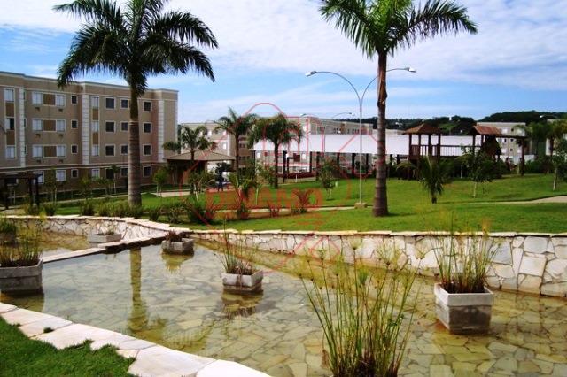 Apartamento residencial para locação, Reserva Sul Condomínio Resort, Ribeirão Preto - AP1595.