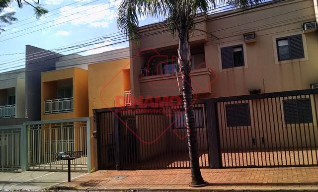 Apartamento à venda, Parque Industrial Lagoinha, Ribeirão Preto.