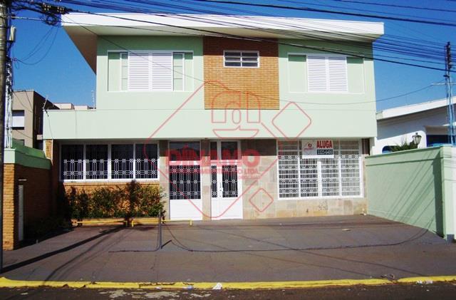 Sobrado comercial à venda, Jardim Sumaré, Ribeirão Preto - SO0235.