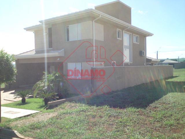 Casa à venda, Condominio Pitangueiras, Ribeirão Preto - CA0348.