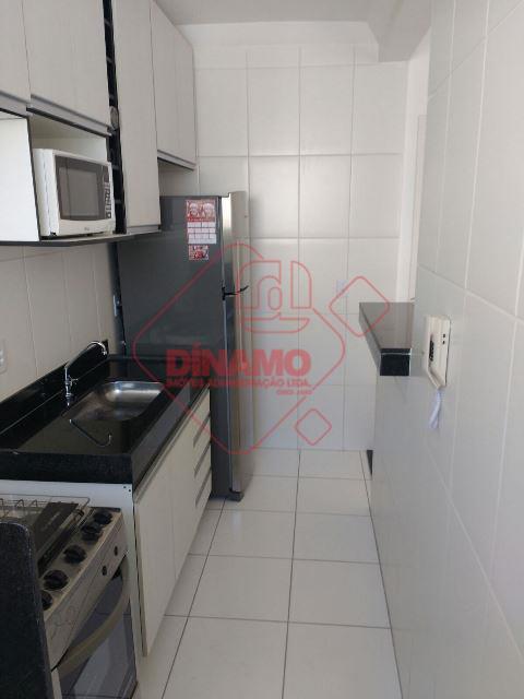 Apartamento residencial para locação, Nova Aliança, Ribeirão Preto - AP1724.