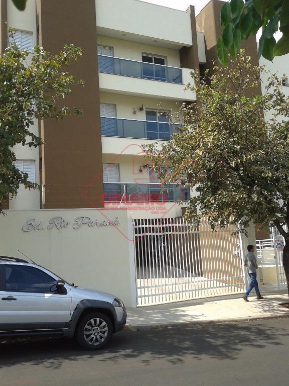 Apartamento à venda, Bosque das Juritis, Ribeirão Preto.