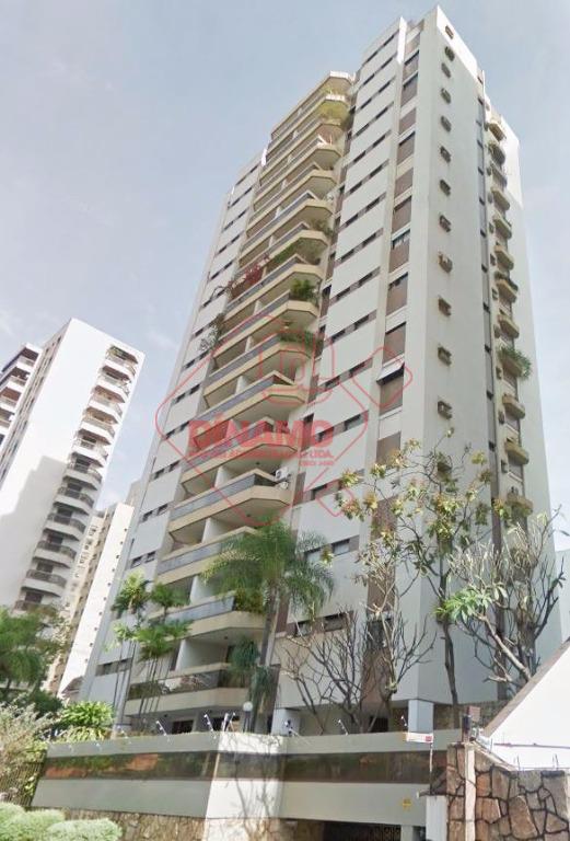 Apartamento para venda e locação, Higienópolis, Ribeirão Preto - AP0498.