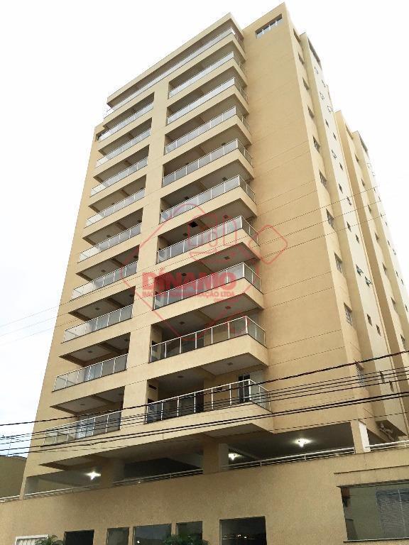 Apartamento residencial para locação, Jardim Botânico, Ribeirão Preto