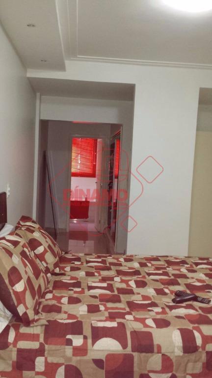 face sombra, 3 dorms.(suíte) armários/sanca, sala (sanca), wc. social (blindex), sacada, cozinha planejada, área serviço, 1...